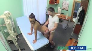 Nurse Fucks Patient To Get A Sperm Sample Fake Hospita HD