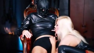 Hot secretary has a fetish