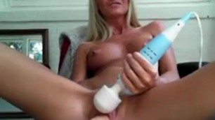 Hot GF Fucks her Tight Pussy Good