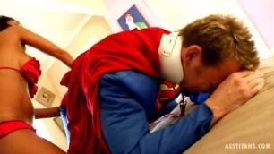 Superman and Priya Rai