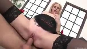 Sveta C Lingerie Blonde Anal Anal Legal Teen All Sex