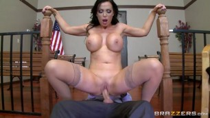 Nikki Benz Hot fuck in the courtroom