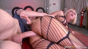 kate england Wild fuck in the tire fitting beautiful blonde in the ass m4v